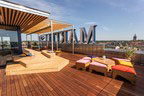 Martell Creates Rooftop Bar In Cognac photo