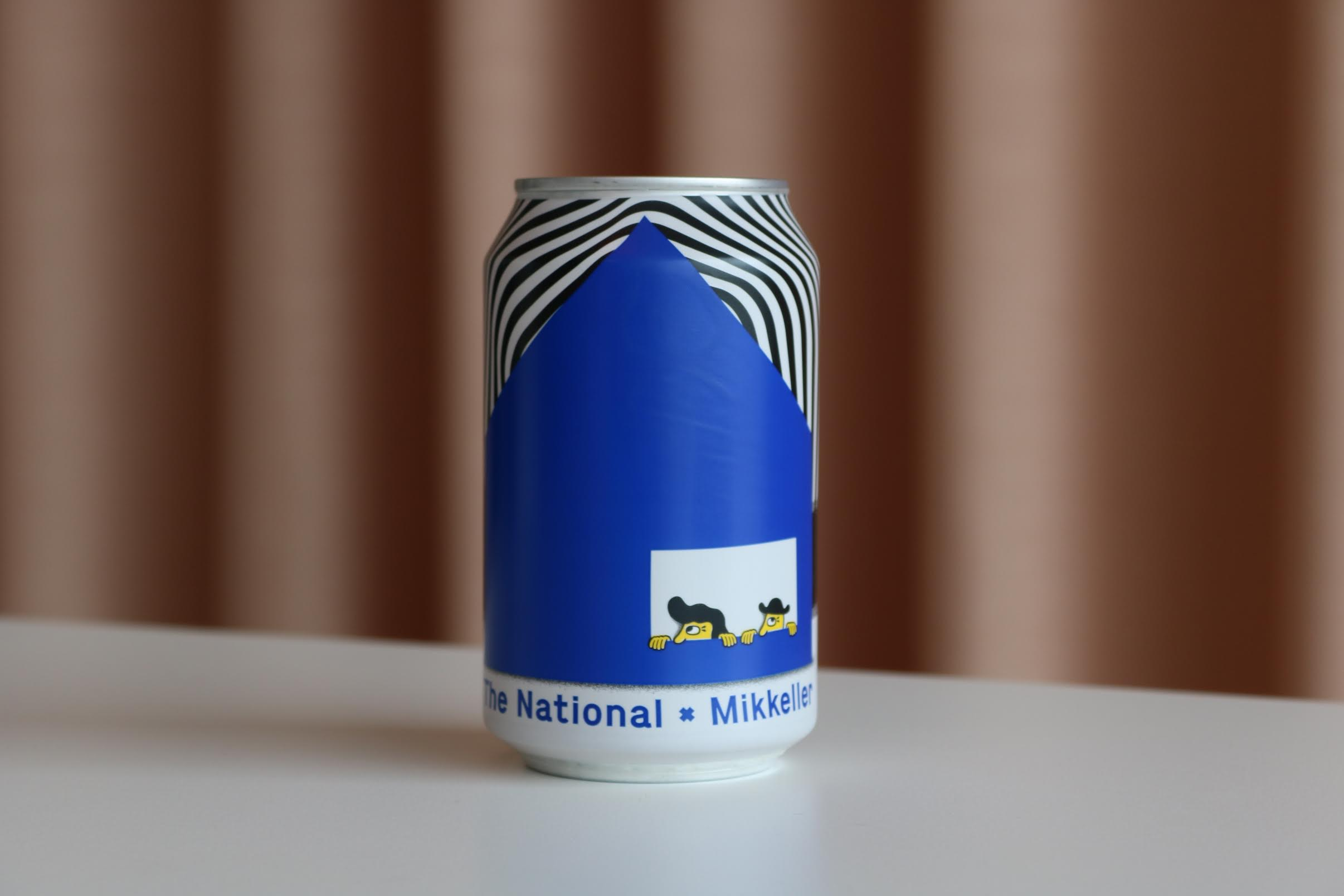 Mikkeller Collaborates With The National On 'reality Based Pils' photo