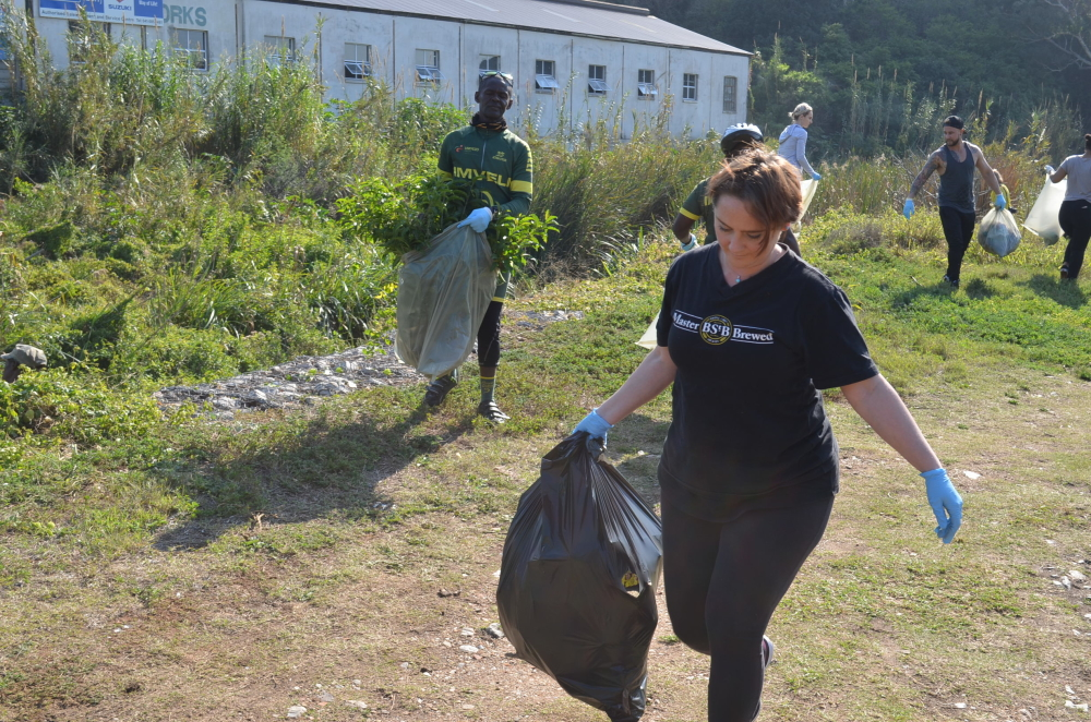 Bridge Street Brewery Sows Good Seeds In The Baakens Valley For Mandela Day photo