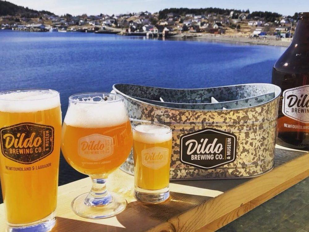 Dildo, Newfoundland Brewery Dodges Lewd Beer Names, Despite Endless Pun Possibilities photo