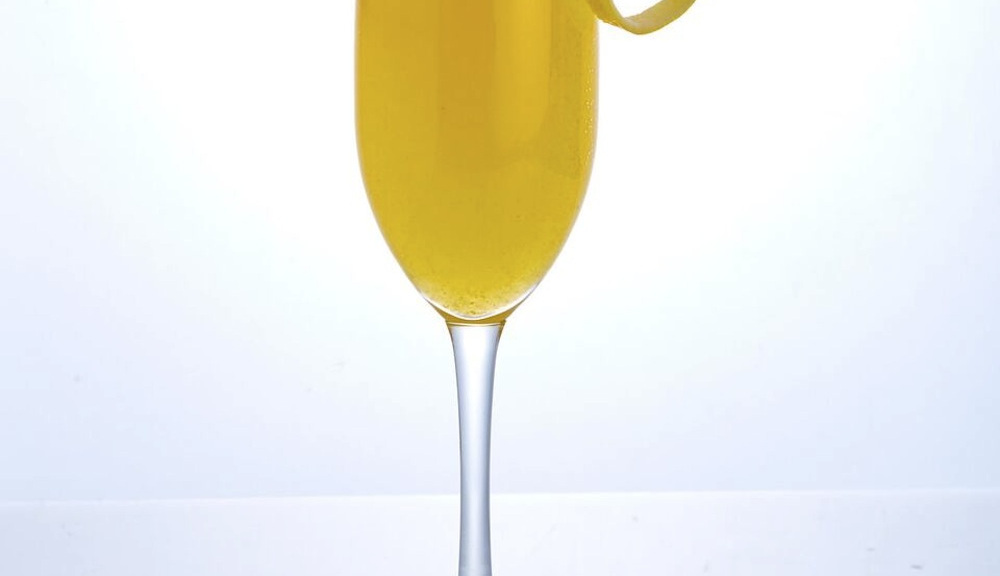 Keep It Classy With This Cointreau Bellini photo