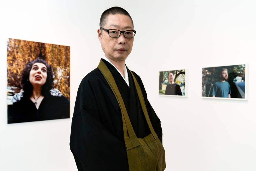 Pure Land Buddhism And The Art Of Photography photo