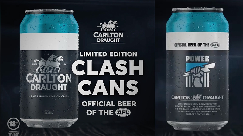 Cub Release Limited Edition Port Power Tinnies photo