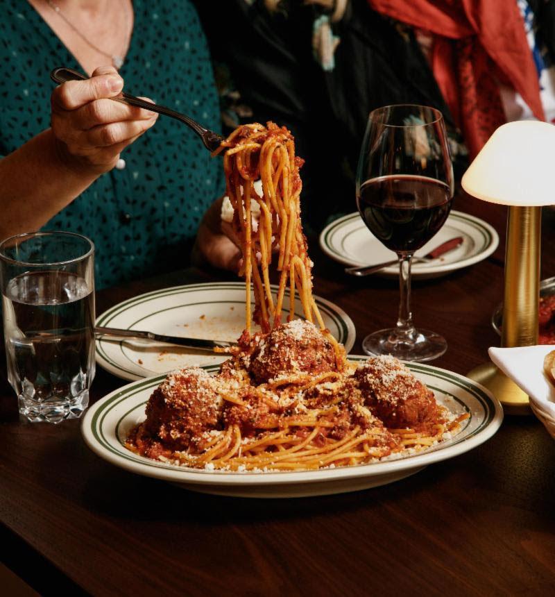 Pepino's Spaghetti House Looking Ahead To Neighbouring Caffè La Tana's Launch photo