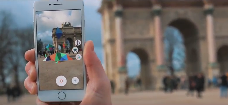 Rémy Martin Teams-up With Artist To Create New Augmented Reality App photo