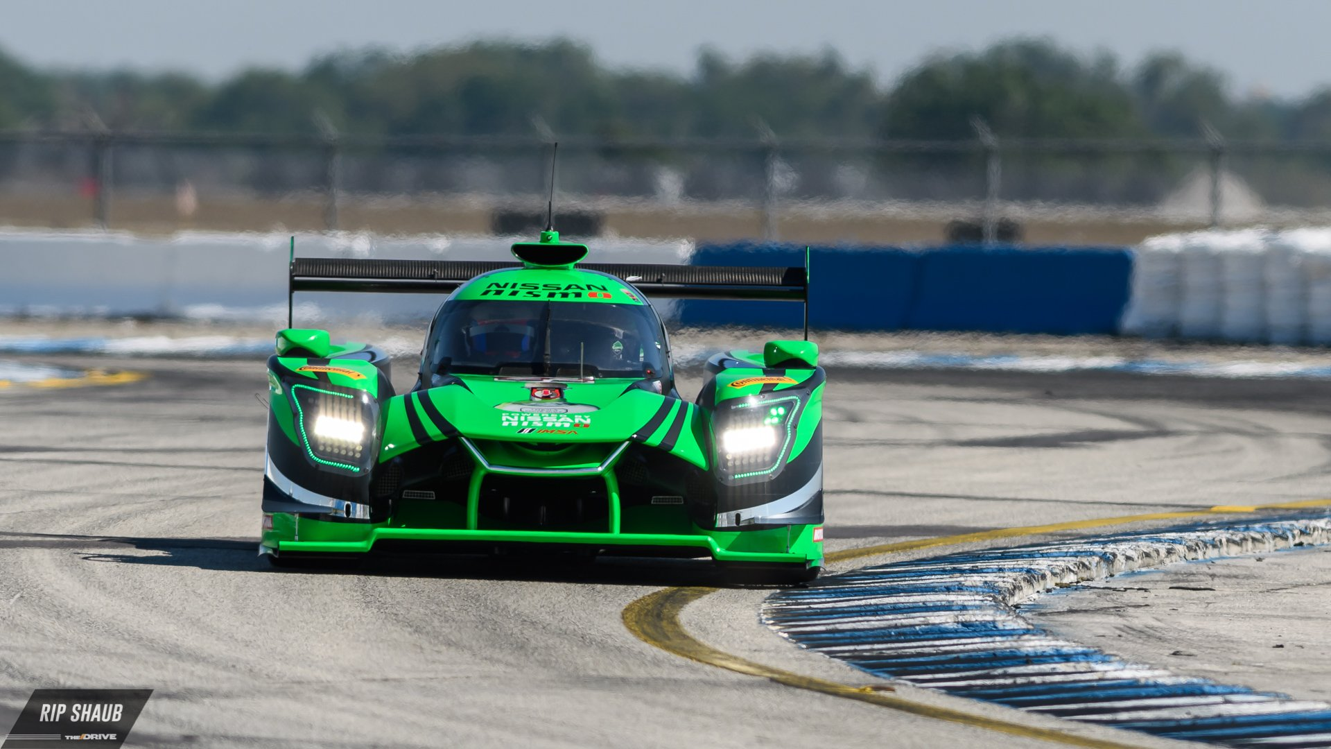 Tequila Patron Esm Narrows To One-car Effort For Canadian Imsa Round photo