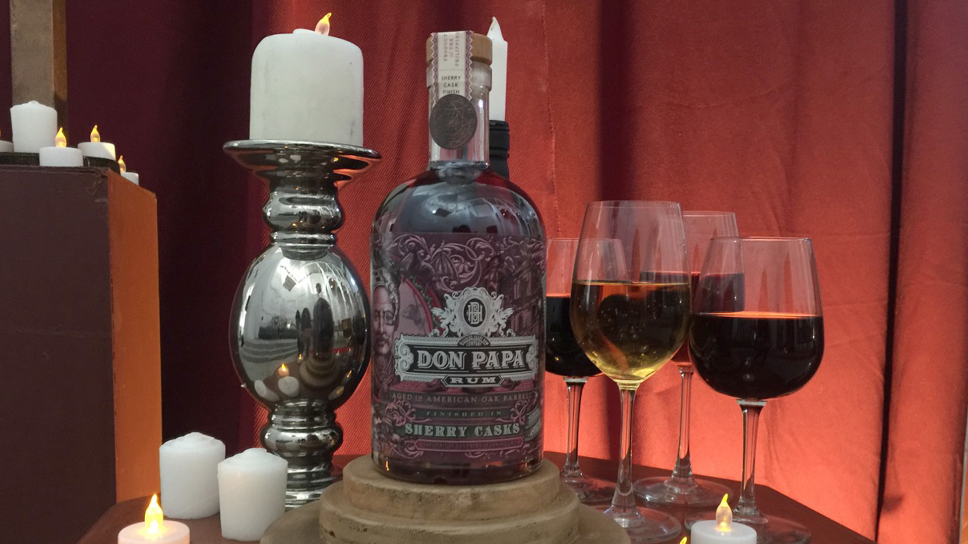 Don Papa Launches New Limited Edition Sherry Cask Finish photo