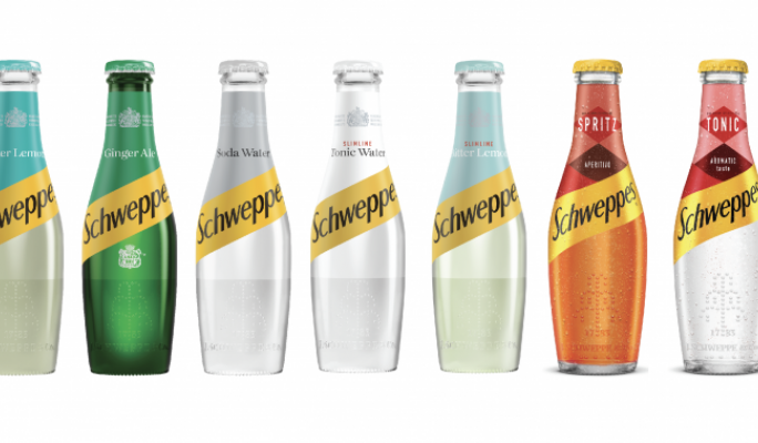 Schweppes Unveils A Fresh Look And New Iconic Skittle Bottle photo