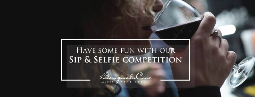 Enter the Benguela Cove Sip and Selfie Competition photo