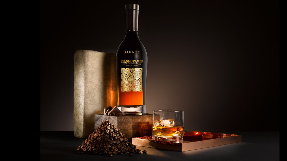 Hold The Cream And Sugar: Glenmorangie Signet Is Inspired By A Cup Of Morning Joe photo