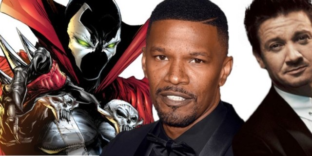 'spawn': How Jamie Foxx And Grey Goose Vodka Helped Cast Jeremy Renner photo