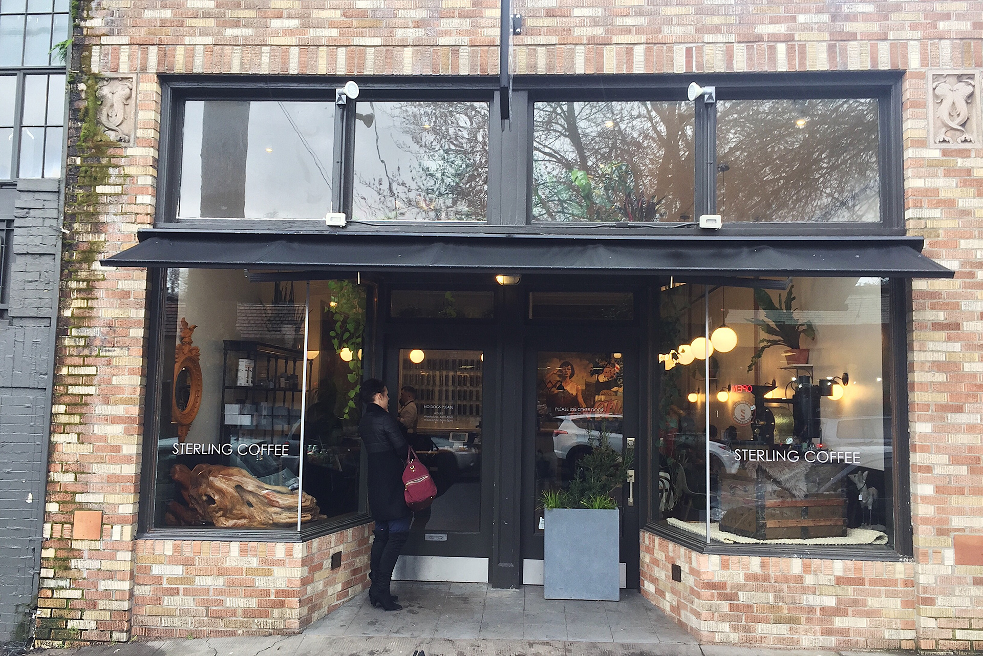 At Portland's Sterling Coffee, The Space Is Bigger But The Intimacy Remains photo