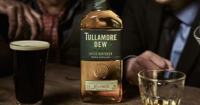 Tullamore Dew Is First Irish Brand To Win Worldwide Whiskey Trophy Since 2009 photo