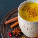 Turmeric tea is one super drink that will make you lose weight fast! photo
