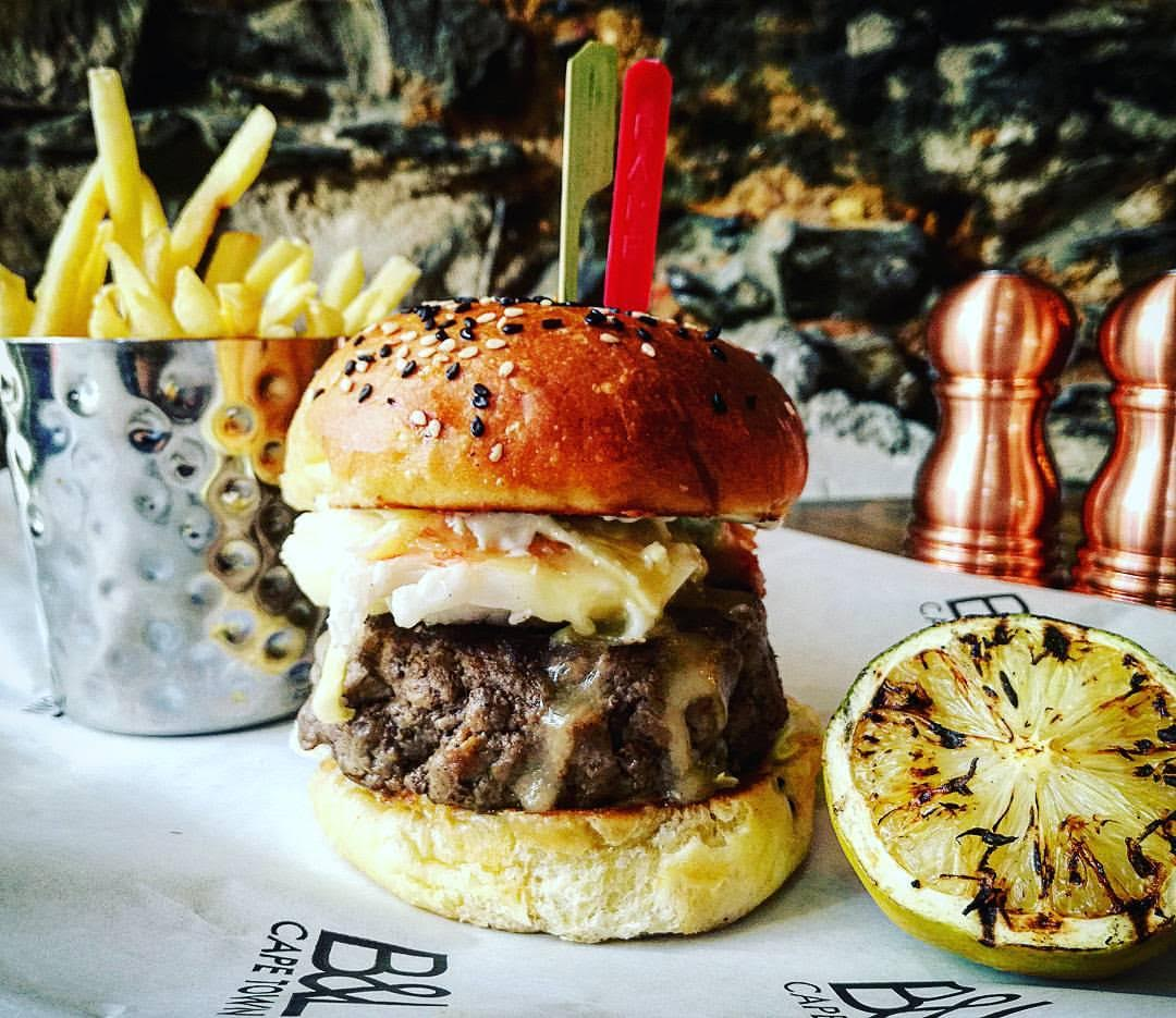 wolf burger burgerlobster The Most Expensive Burgers In Cape Town