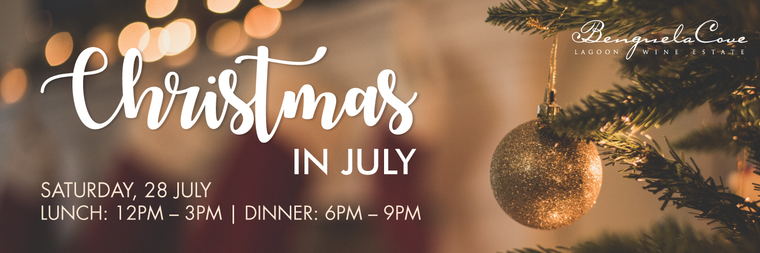Christmas in July at Benguela Cove photo