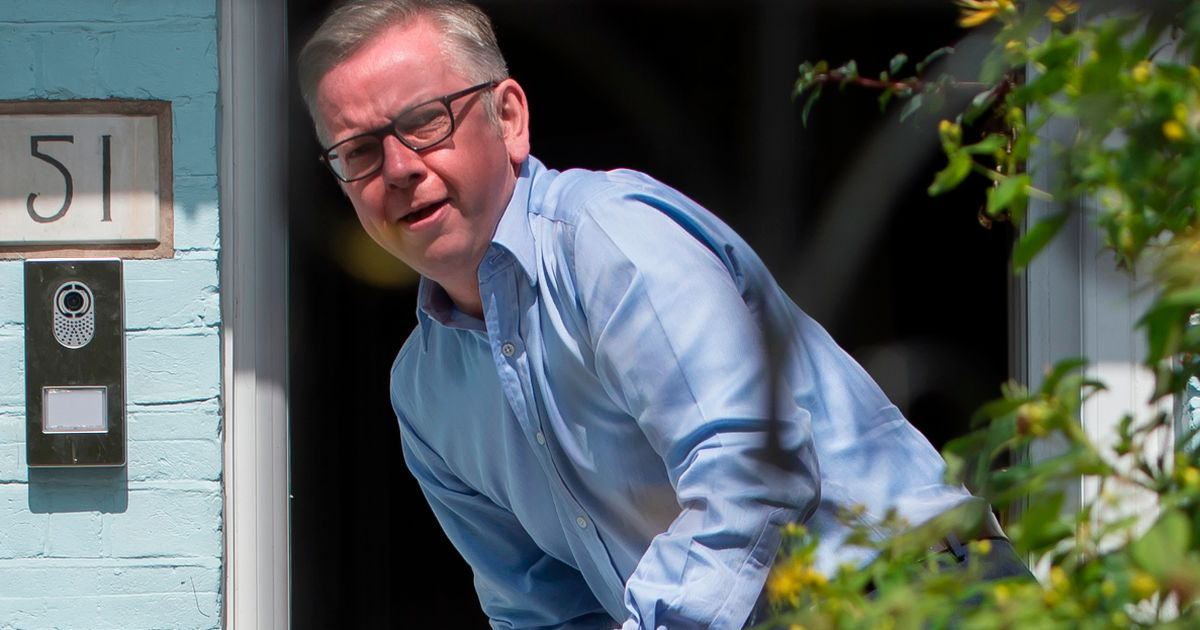 Tory Michael Gove Says Climate Change Is An 'opportunity' To Have Great Wine photo
