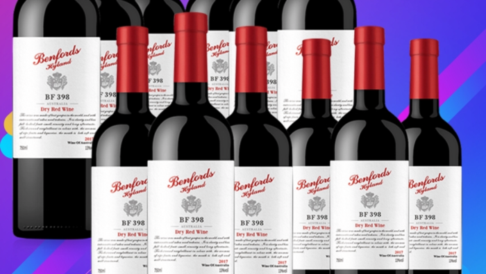 'benfords?': Australian Lookalike Wines Are Selling Big On China's Newest Online Retail Giant photo