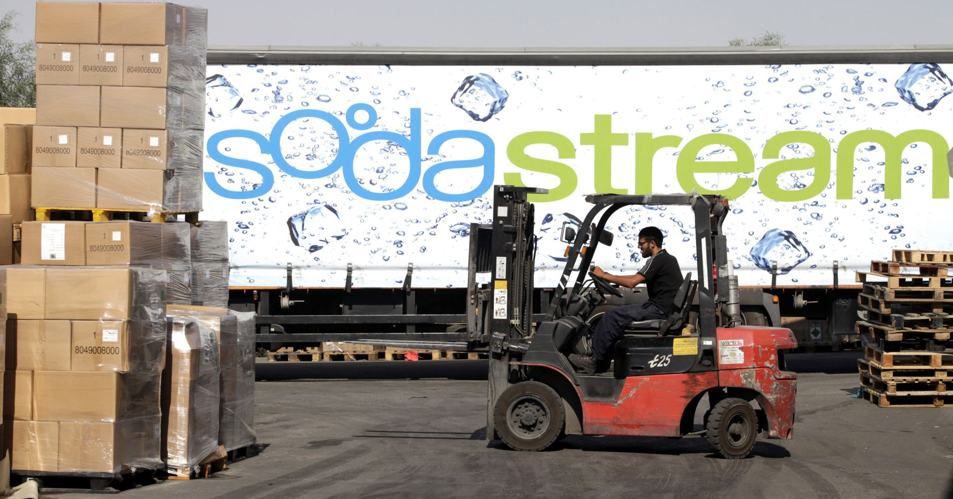 Sodastream Shares Skyrocket On 'most Successful Quarter' Ever photo