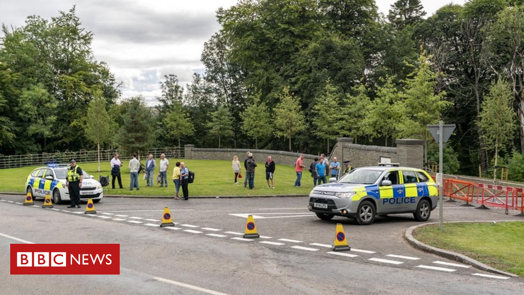 Whisky Sale Leads To Road Closure photo
