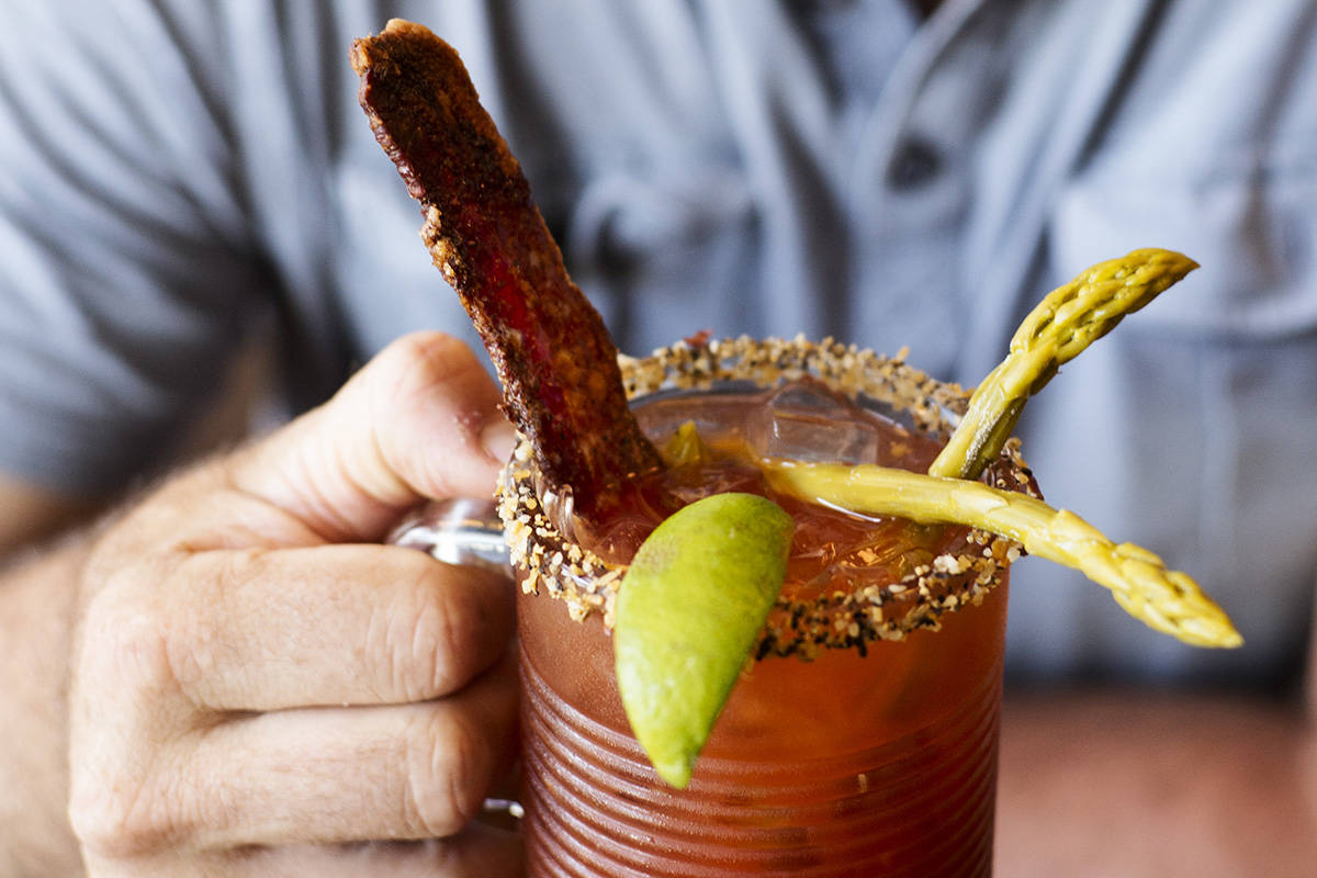Hail Caesar, The Classic Cocktail photo