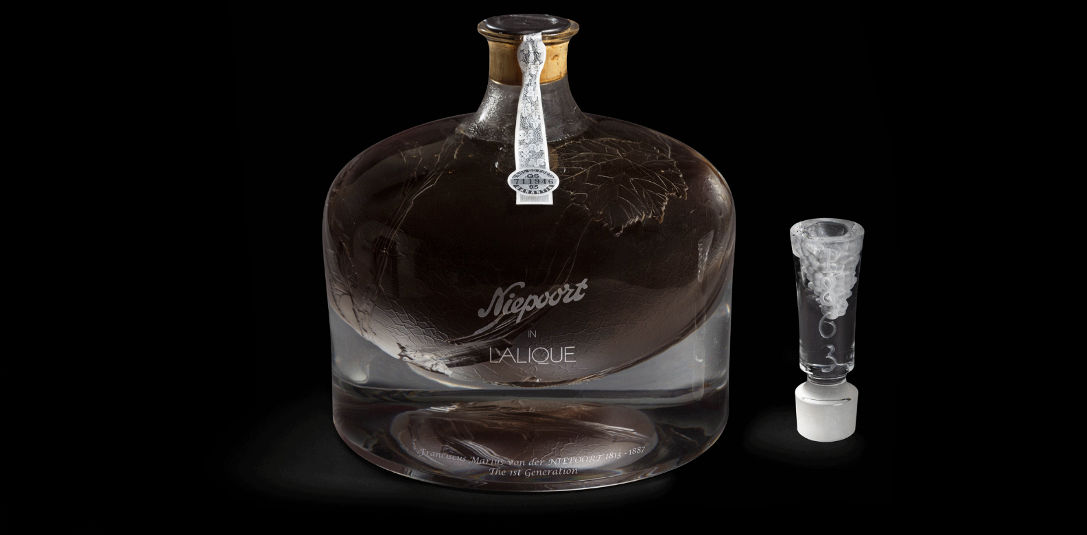 Introducing A Landmark Collaboration Between Lalique And Niepoort photo