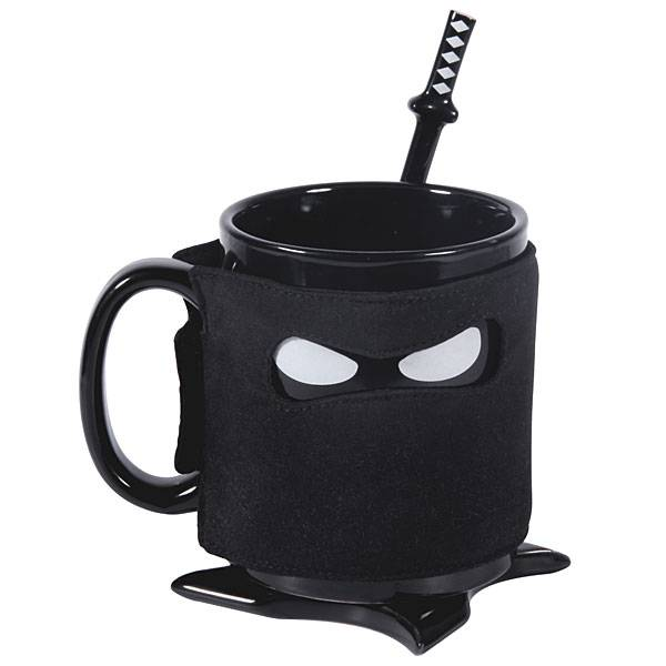 1418 ninja mug Brighten Up Your Morning With These Unique Ceramic Coffee Cups