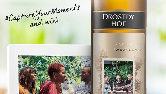 Drostdy Hof Launches Limited Edition Packs For Its `#captureyourmoments` Campaign photo