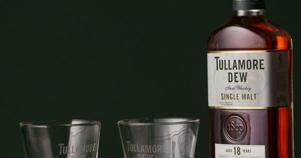 International Whiskey Award Goes To Tullamore Dew photo