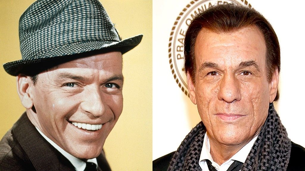 Robert Davi Reflects On Frank Sinatra Giving Him His 'first Jack Daniels' photo