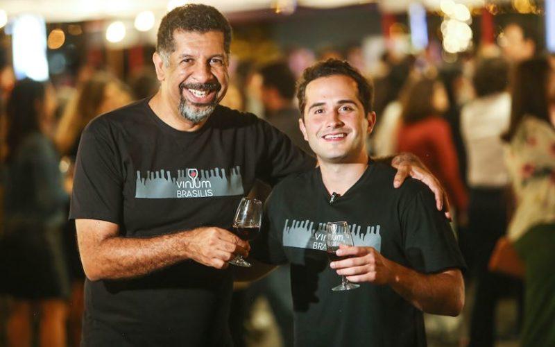 Apreciadores De Vinhos Marcam Presença Na 11ª Edição Da Vinum Brasilis photo
