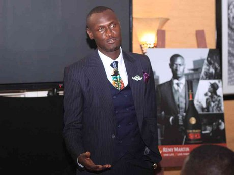 King Kaka Chosen As Face Of Rémy Martin Campaign photo