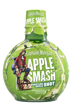 Diageo's Captain Morgan Apple Smash photo