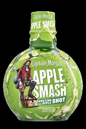 Diageo's Captain Morgan Apple Smash photo
