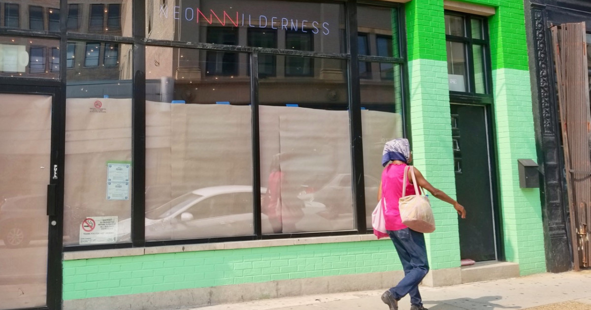 Neon Wilderness, New Spot From Bar Deville Partner, Opens For Happy Hour Thursday photo