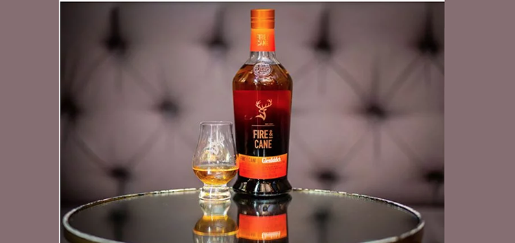 Glenfiddich Fire & Cane Sparks The Unexpected photo