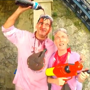 Watch: This Small Spanish Town Plays Host To The Most Bizarre Wine Fight You'll See photo