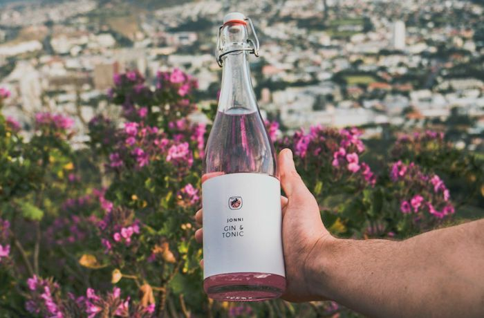 Cape Town`s Favourite G&T On Tap Is Now Available In 750ml Bottles! photo