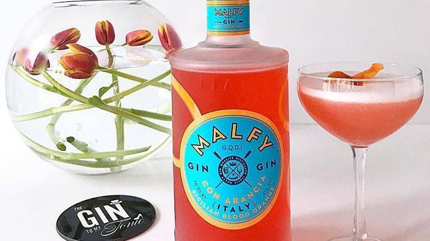 A New Gin, The Malfy Con Arancia photo