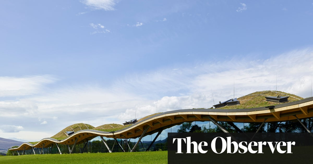 Macallan Distillery Review – Whisky And Spectacle Galore photo