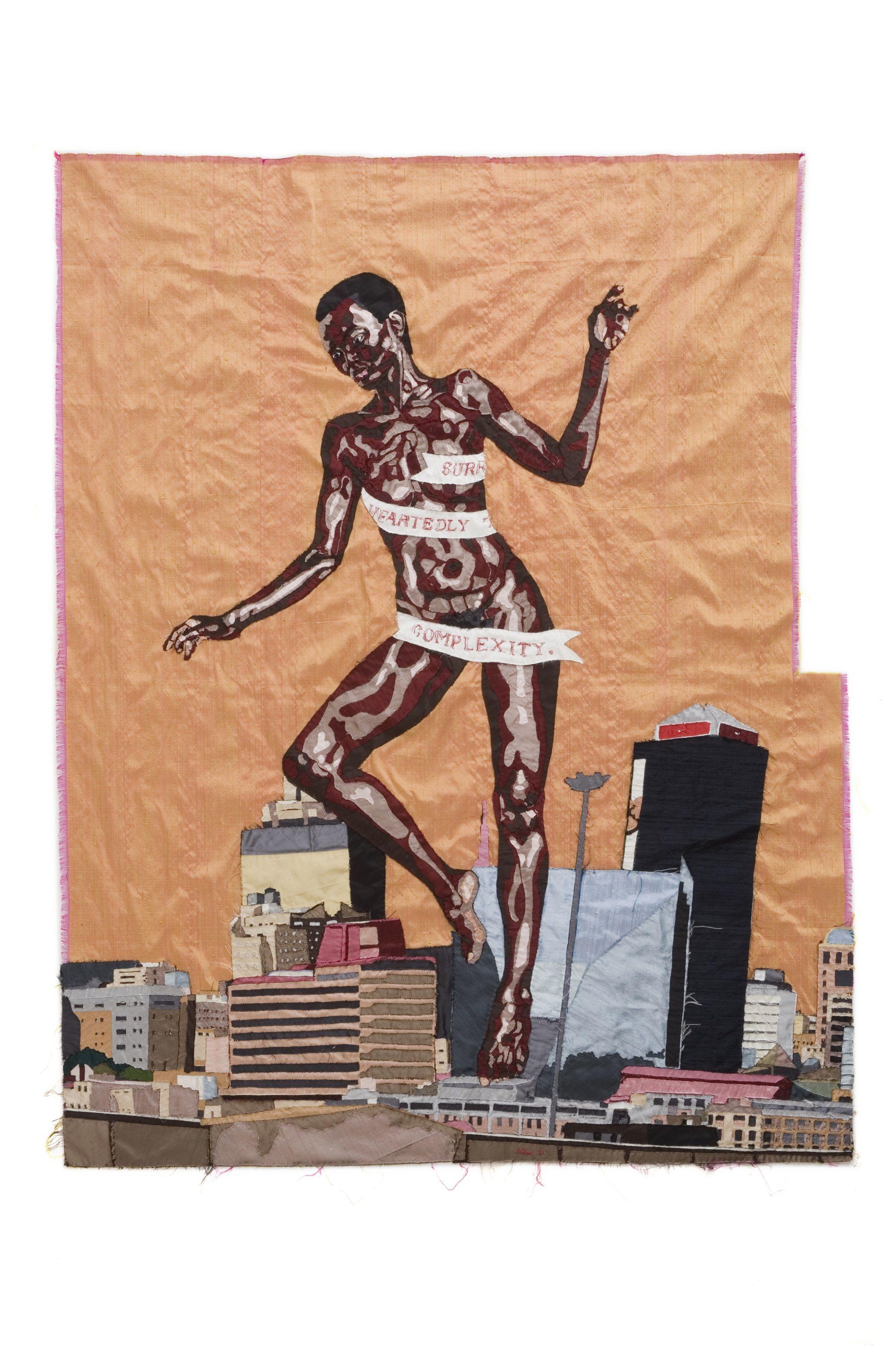 #womensmonth: Challenging Stereotypes, Q&a With Artist Billie Zangewa photo