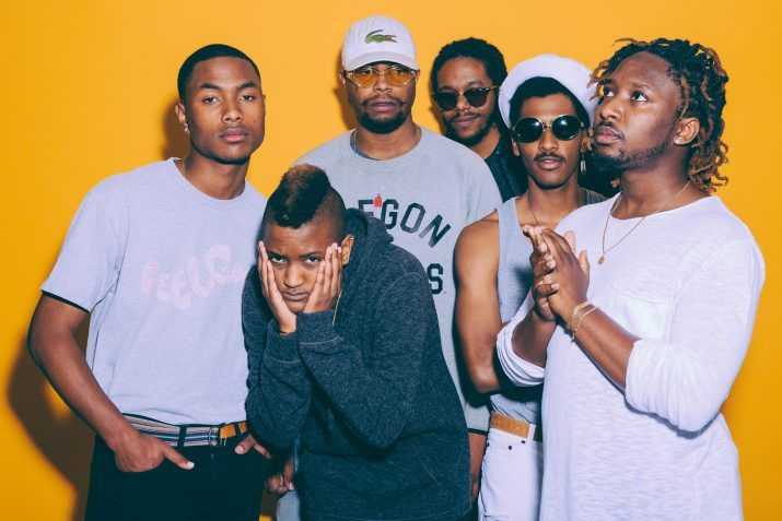 The Internet, Public Enemy Added To Afropunk Joburg Lineup photo