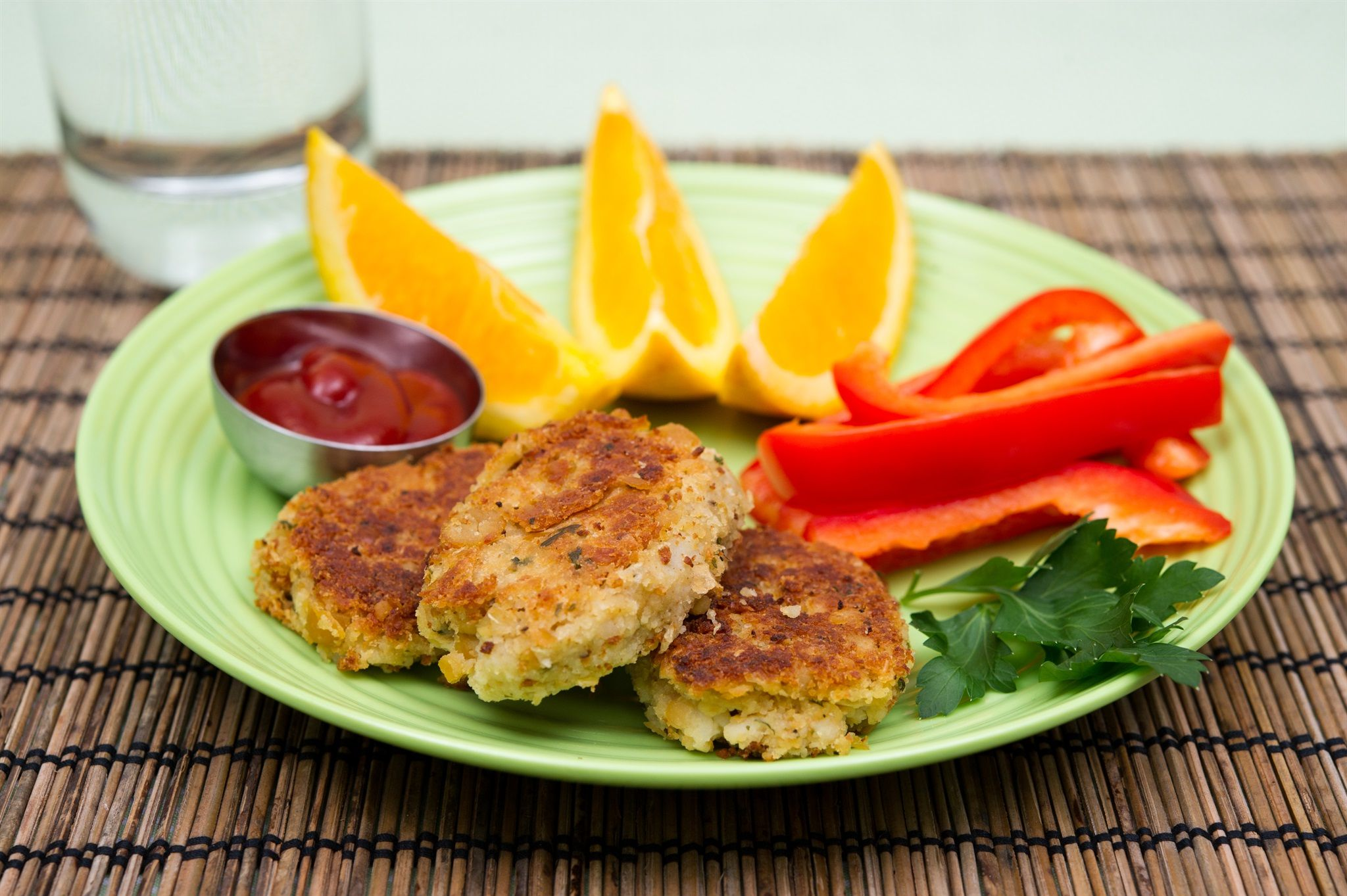 #greenmondaysa: Chicken-free Nuggets photo