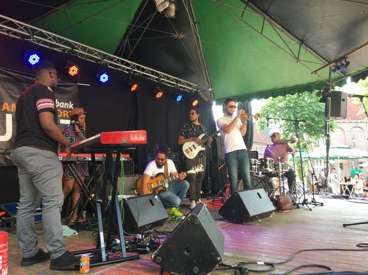 Samro Scholarship Alumni Gain Experience At Dutch Jazz Fest photo