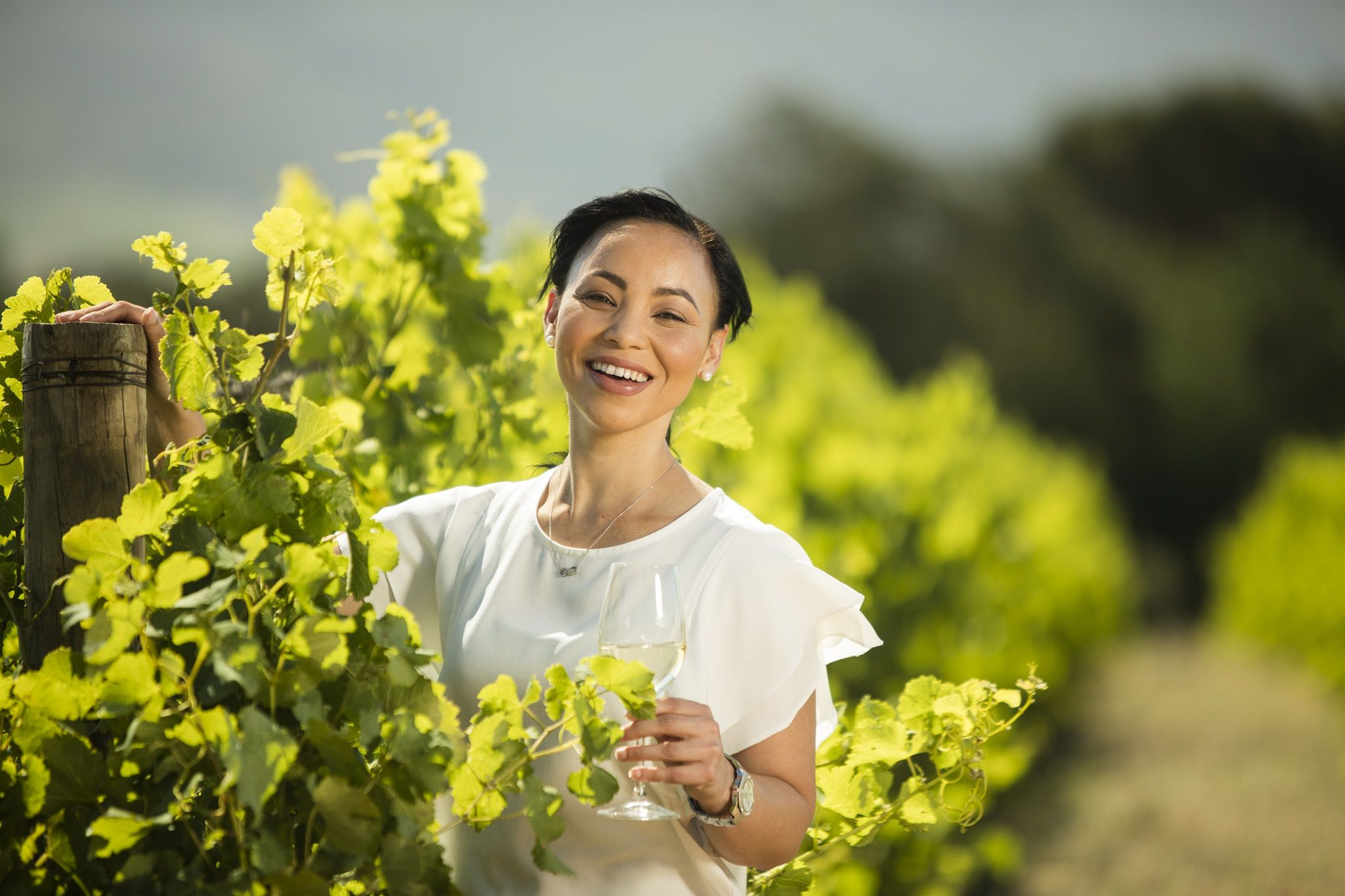 #womensmonth: Women In Winemaking With Nederburg's Elmarie Botes photo