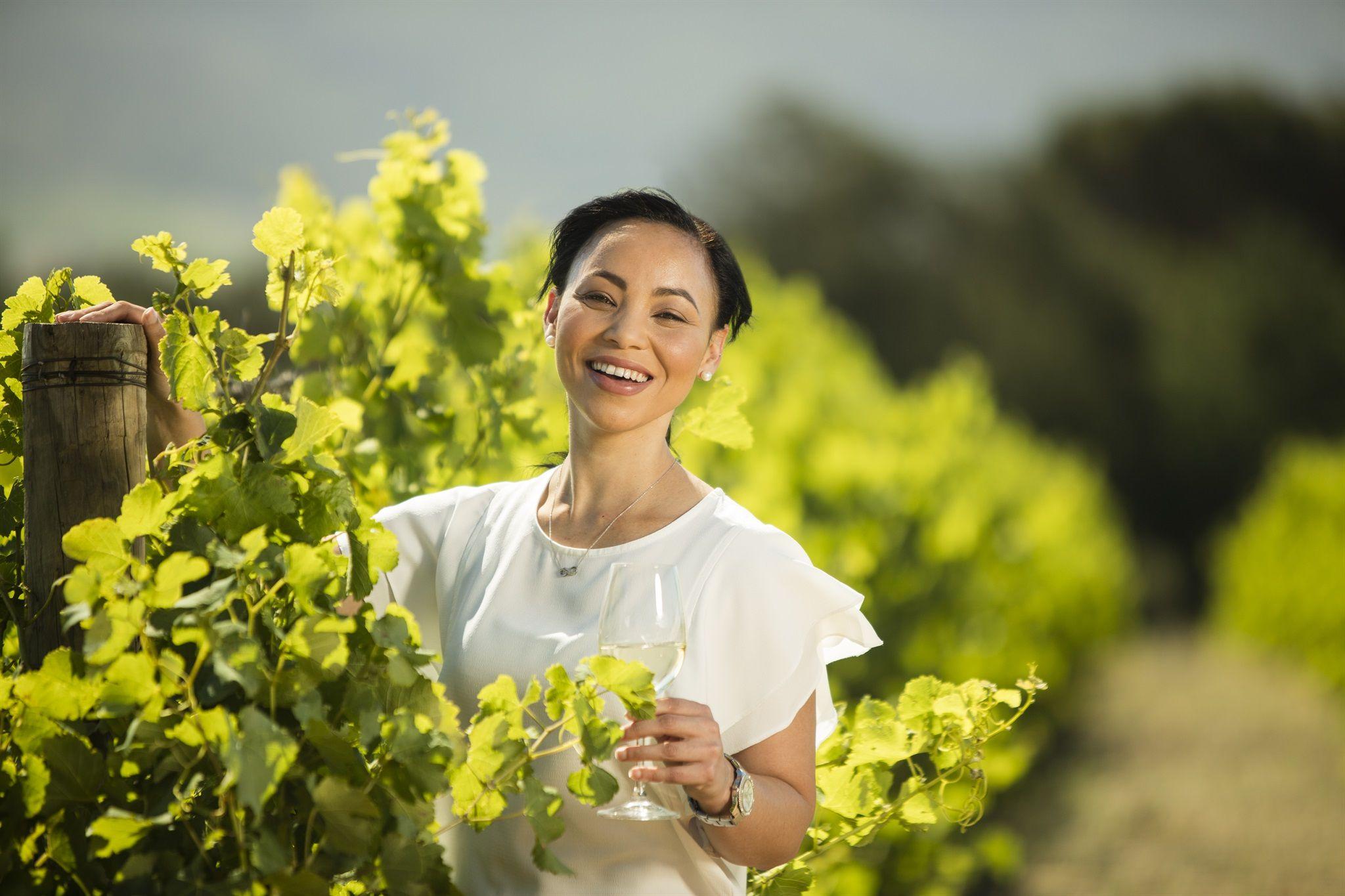 #womensmonth: Women In Winemaking With Nederburg's Elmarie Botes photo