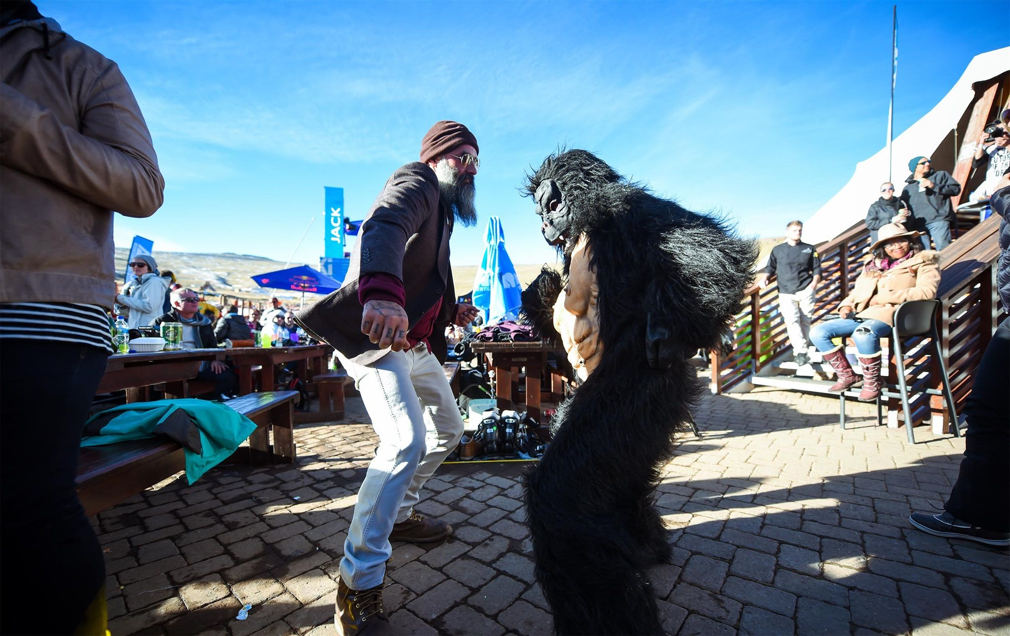 Which Type Of Afriski Winterfest Attendee Are You? photo