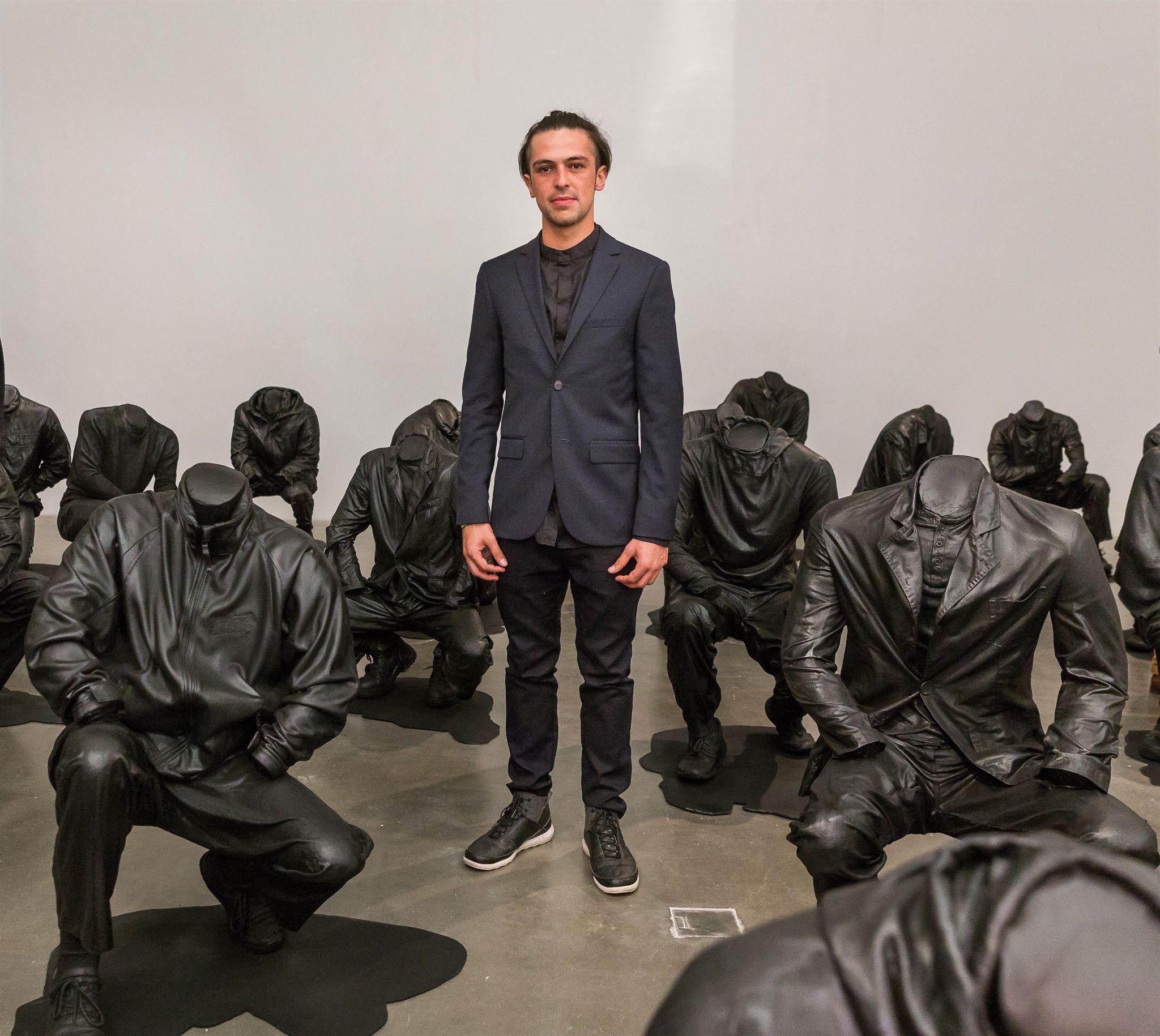 Haroon Gunn-salie Wins The 2018 Fnb Art Prize photo