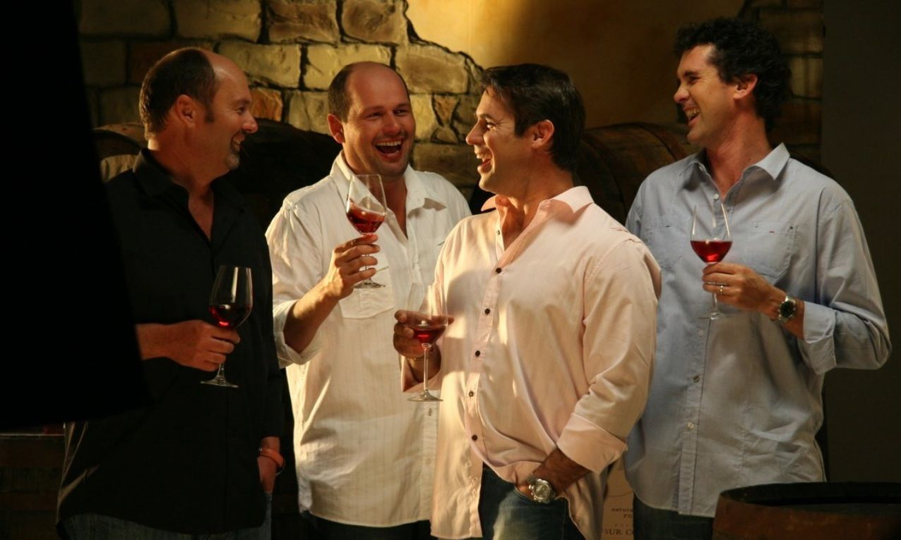 Four Cousins Wine Comes Of Age photo