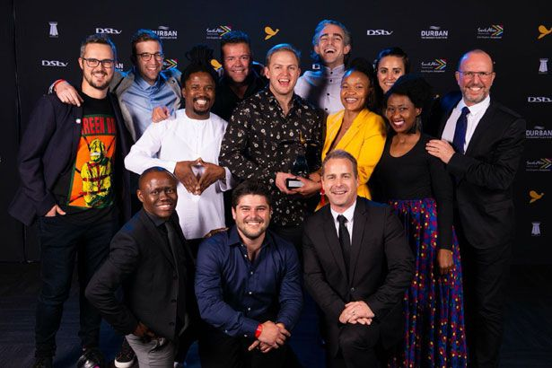M&c Saatchi Abel Turns On The Heat At Loeries 2018! photo